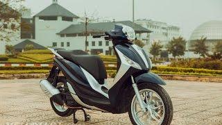 getlinkyoutube.com-[XEHAY.VN] Piaggio Medley - đối thủ của Honda SH giá 71,5 triệu
