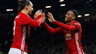 getlinkyoutube.com-Manchester United vs West Ham 4-1 All Goals - EFL Cup 30/11/16 | HD