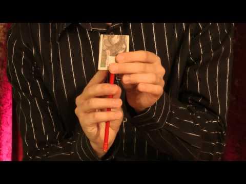 Akademia Magii - trik z banknotem - sztuczki magiczne z wyjaśnieniem