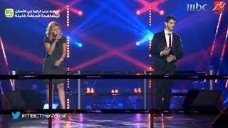 """getlinkyoutube.com-#MBCTheVoice - """"الموسم الثاني - عايدة محمد و وائل المعلم """"قولي قولي"""