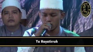 Az Zahir Terbaru Ya Hayatirruh + Lirik