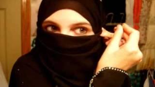 getlinkyoutube.com-Folded Niqab