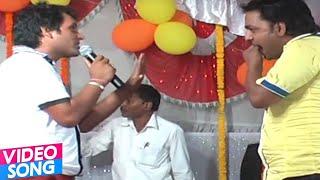 getlinkyoutube.com-ये देखे कैसे छोटू छलिया और रिंकू ओझा लड़े स्टेज पर ॥ New Bhojpuri Super Hit Steas Show
