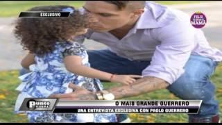 getlinkyoutube.com-Paolo Guerrero y la mujer que está detrás de su éxito deportivo