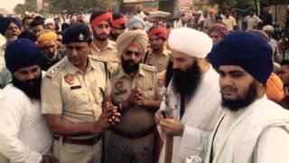 getlinkyoutube.com-Sant Baba Baljit Singh Ji Khalsa Dadu Sahib Wale asks forgiveness from Sangat Ji