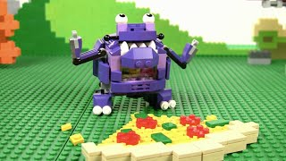 getlinkyoutube.com-The Munchos MAX are out to lunch! - LEGO Mixels - Stop Motion Episode 15