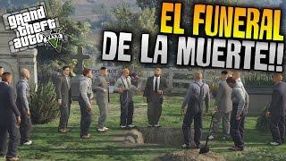 getlinkyoutube.com-GTA 5 | EL FUNERAL DE LA MUERTE!!! #4 MISION DLC LOWRIDERS | XxStratusxX