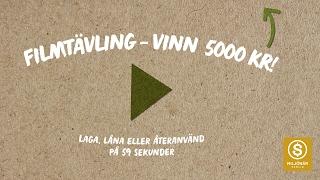 Kortfilmstävling – vinn 5 000 kr!