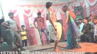 getlinkyoutube.com-Bhojpuri Songs, Arkestra In Shadi Azamgarh