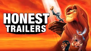 Honest Trailers - The Lion King (feat. AVbyte) width=