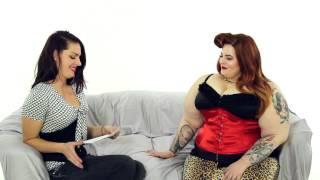 getlinkyoutube.com-Tess Munster/ Holliday Interview