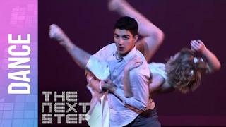 getlinkyoutube.com-The Next Step - James & Riley Internationals Duet