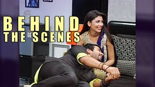 getlinkyoutube.com-Behind the scenes  From the sets of Kumkum Bhagya