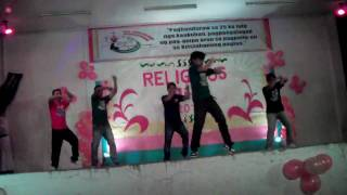 getlinkyoutube.com-dancing seminarians (Augustinians) part 2
