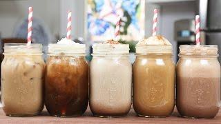 getlinkyoutube.com-5 Fave Iced Coffee Hacks