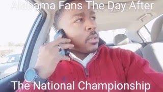 getlinkyoutube.com-Bama Fans After The CFP Title Game