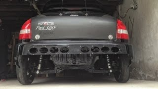 Nyce1s - Fast Guy Race Ready 2K13 - All Motor Outlaw Honda Civic Build Pt. 1!!