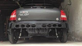 getlinkyoutube.com-Nyce1s - Fast Guy Race Ready 2K13 - All Motor Outlaw Honda Civic Build Pt. 1!!