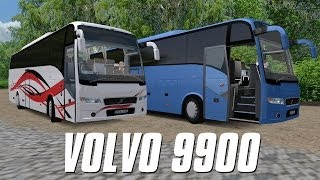 getlinkyoutube.com-OMSI 2 - Volvo 9900 1.0 Beta