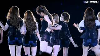 120818 SMTOWN LWT III in SEOUL - 소녀시대(SNSD) The Boys [DC SY GALL].mp4