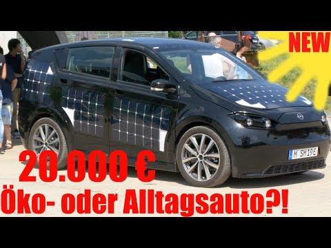 Sion im Test, -der bessere BMW I3? Fahrbericht + Details im Review | Sono Motors?