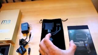 getlinkyoutube.com-Swiftcam M3 iPhone 6 3 Axis Gimbal Review