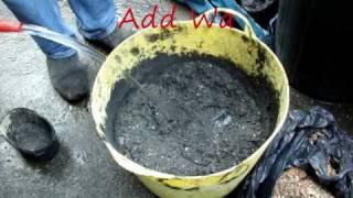 getlinkyoutube.com-Coal Dust Brick Manufacturing
