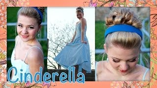 getlinkyoutube.com-DISNEY CINDERELLA - Haare & Make Up  ‪| ‬‬ Magnolia Disney Aktion + Gewinnspiel