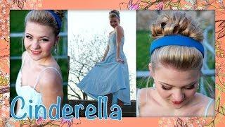 getlinkyoutube.com-DISNEY CINDERELLA - Haare & Make Up  |  Magnolia Disney Aktion + Gewinnspiel