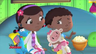 getlinkyoutube.com-Lambie's Lament | The Doc Files | Doc McStuffins | Disney Junior UK