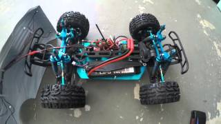 getlinkyoutube.com-Custom Redcat Volcano EPX with Castle Creations SV3 Sidewinder SCT System 1410-3800kV Motor