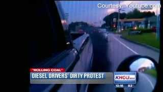 getlinkyoutube.com-Coal Rolling: Diesel drivers' dirty protest