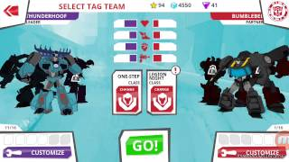 getlinkyoutube.com-Transformers robots in disguise android ios unlock
