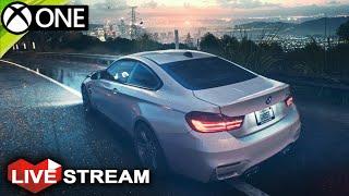 getlinkyoutube.com-Need for Speed 2015 Gameplay Part 1  - INTENSE Undergound Racing Livestream