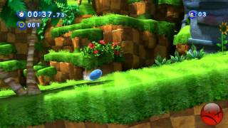 Sonic Generations Review (german)