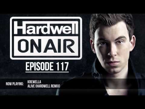 Hardwell On Air 117