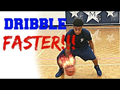 How To Dribble Faster