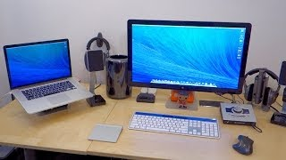 getlinkyoutube.com-Ultimate Mac Setup / Desk Tour! (February 2014)