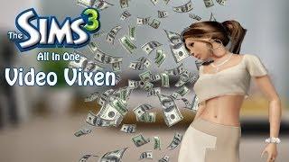 The Sims 3: Create A Sim - Big Booty Video Vixen