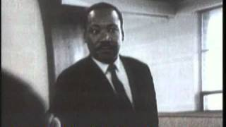 (Exclusive) Rare Video of Dr. Martin Luther King Touring The South