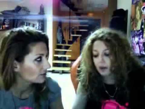 Twitcam Nagore y Sofia 16-2-12 parte 3