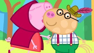 Peppa Pig English Episodes | Hugs and Kisses | Valentine's Day Special! | #125