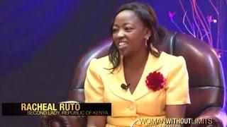 getlinkyoutube.com-Woman Without Limits - Rachel Ruto (Part 1)