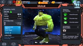 getlinkyoutube.com-Best Characters Explained - Marvel: Contest of Champions