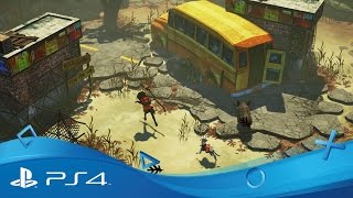 getlinkyoutube.com-The Flame in the Flood: Complete Edition | Announce Trailer | PS4