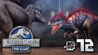 getlinkyoutube.com-Indominus VS Indominus!! + Giveaway Results || Jurassic World - The Game - Ep 72 HD