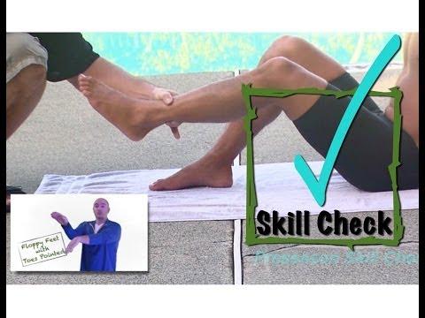 Flutter Kick Swim Instruction (freestyle & backstroke kick technique lesson)