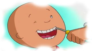 Funny Animated cartoon for Kids | Full Episodes | Caillou and the Tooth Fairy | Cartoon for Kids