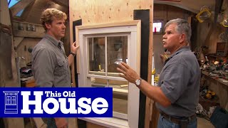 getlinkyoutube.com-How to Flash a Window - This Old House