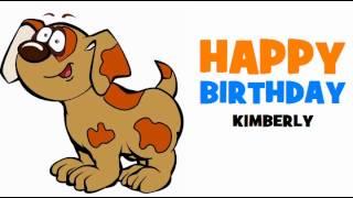 getlinkyoutube.com-HAPPY BIRTHDAY KIMBERLY!
